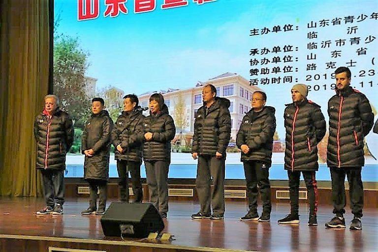 Cina e Italia più vicine grazie al calcio: l'esperienza degli allenatori italiani nelle scuole calcio
