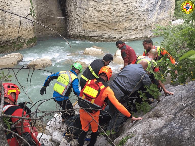 Caramanico, coppia morta nel fiume Orta: processo rinviato