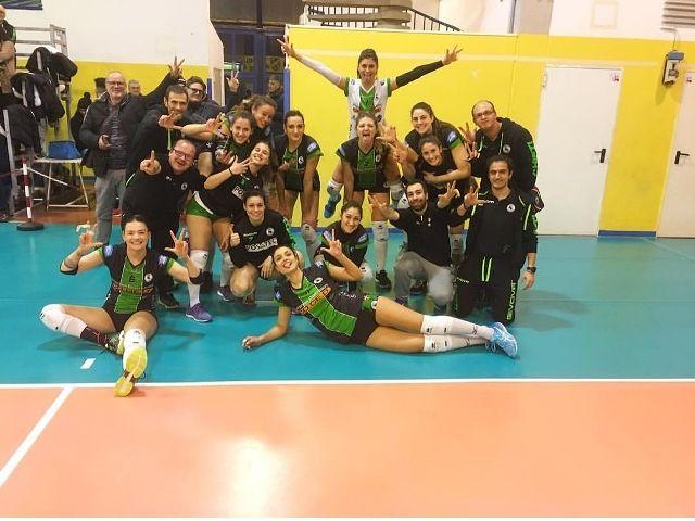 Nuova vittoria neroverde! 3-0 a Ponte Felcino