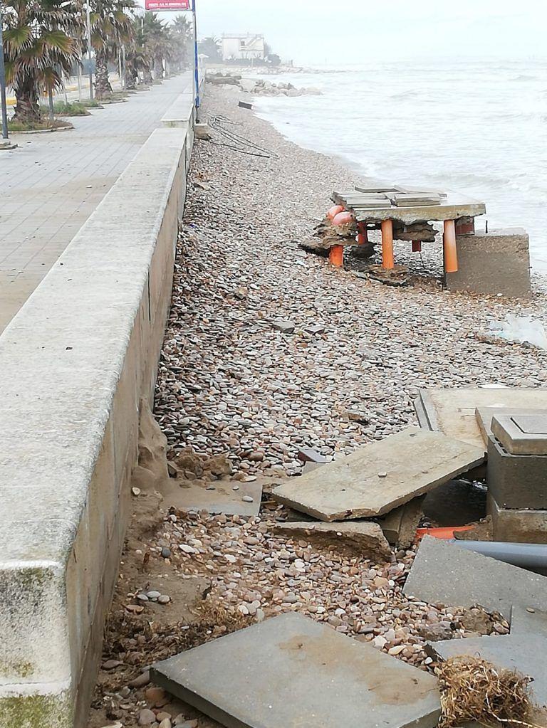 Erosione Cologna, Azione Politica chiede 'finalmente' una soluzione definitiva