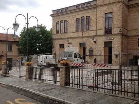 Ancarano, spazi a disposizione per le emergenze Covid: sospeso il trasloco degli uffici comunali