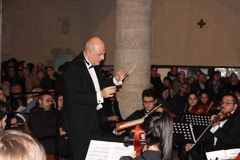Alba Adriatica, nella sala Conferenze il concerto di Natale dell'Orchestra del Braga