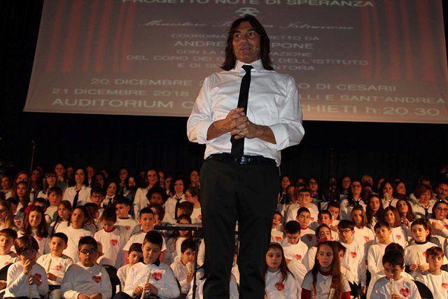 Chieti, primo Concerto di Natale all'Auditorium Chiarini