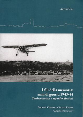 Vasto, 'I fili della memoria': presentazione del volume all'Istituto Palizzi