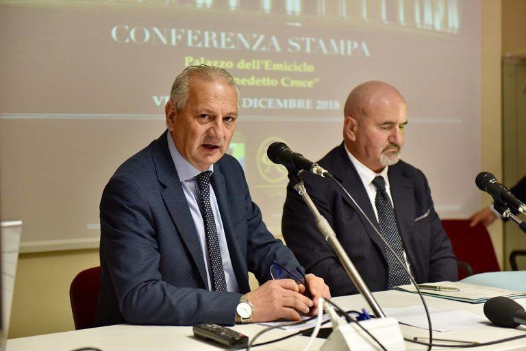 Consiglio regionale, il bilancio di fine mandato del presidente Di Pangrazio