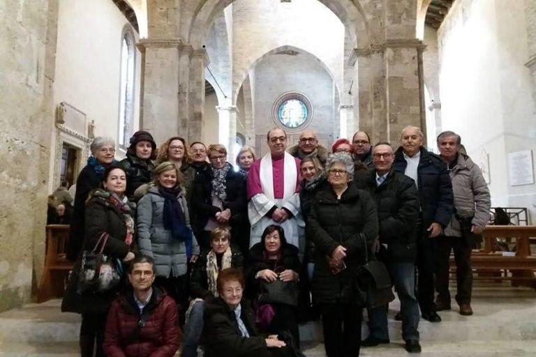 Teramo, nomina don Francesco: il ringraziamento ai parrocchiani