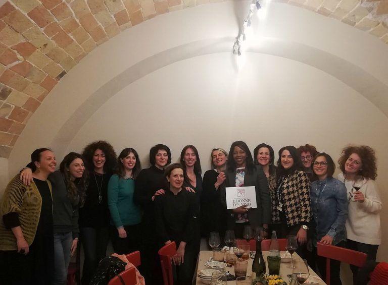 Le Donne del Vino: Jenny Viant Gomez confermata alla guida dell'associazione in Abruzzo