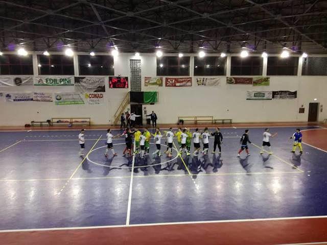 Un Doogle in costante crescita batte 4-1 il Futsal Ripa