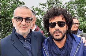 Eddy Spinosi, l'art stylist di Alba Adriatica che cura l'immagine degli artisti di Sanremo