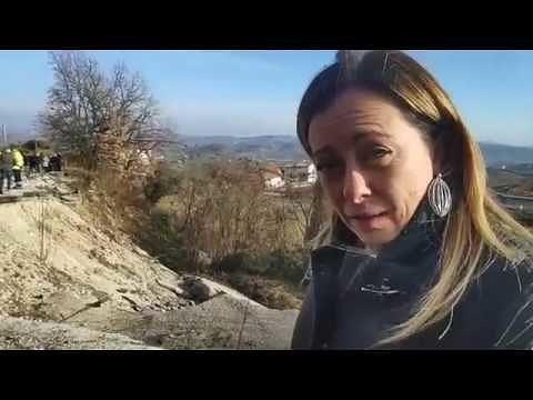 Elezioni, il tour di Giorgia Meloni. Terremoto: incapacità dell'amministrazione regionale VIDEO