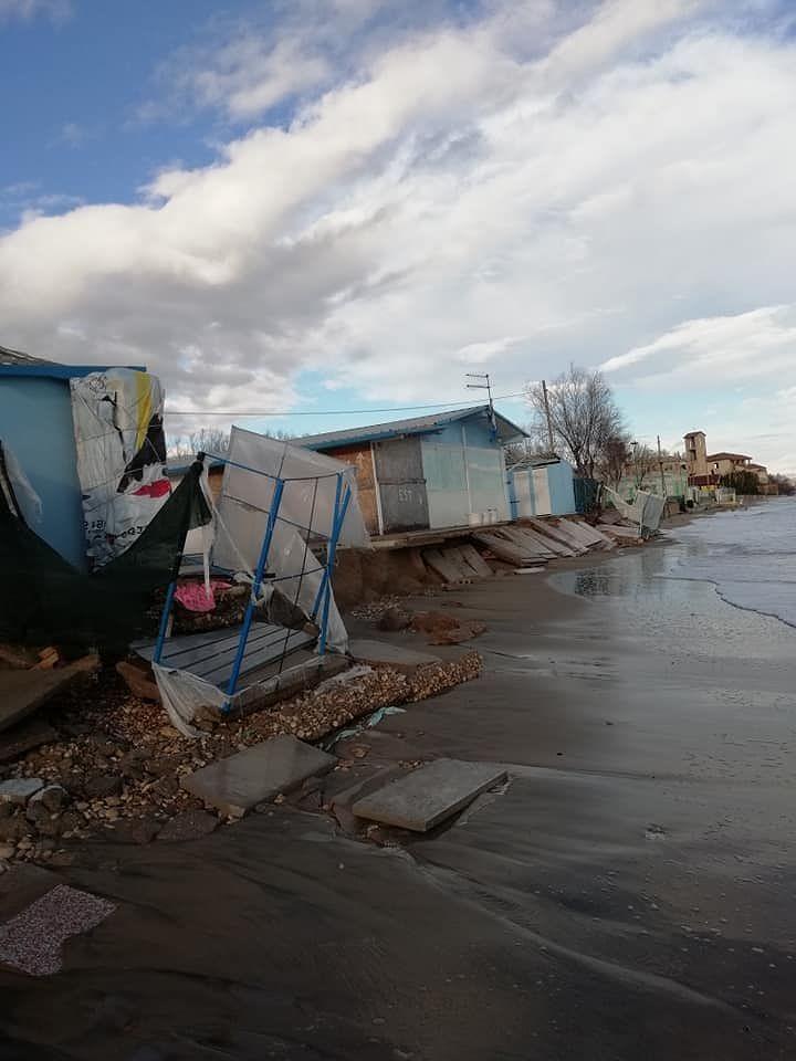 Salta il ripascimento della spiaggia a sud di Silvi