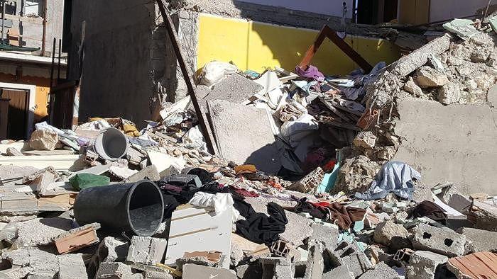 Esplosione Avezzano, i feriti sono tre: le condizioni