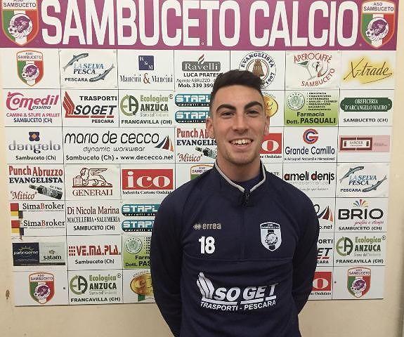 Sambuceto Calcio, intervista a Fabrizio Selvallegra