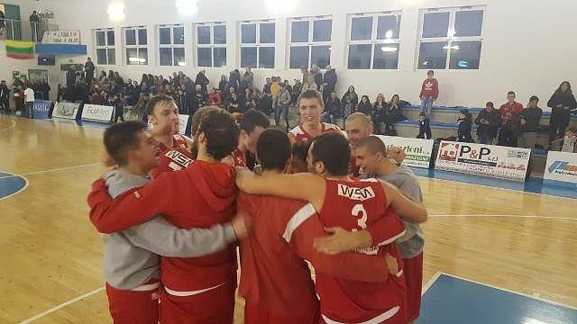 L'Asd Chieti Basket firma il colpaccio ed espugna il PalaAngeli (67-72)