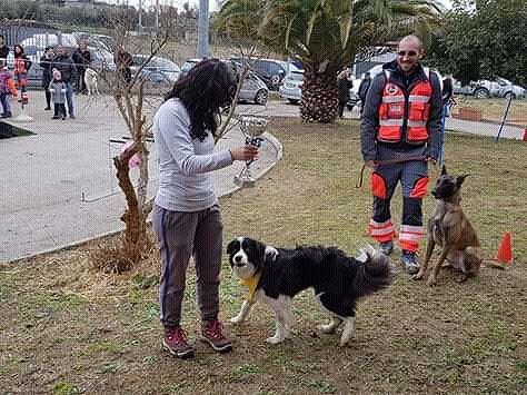 Giulianova, Premio Victoria nella Festa di Sant'Antonio dedicati agli animali