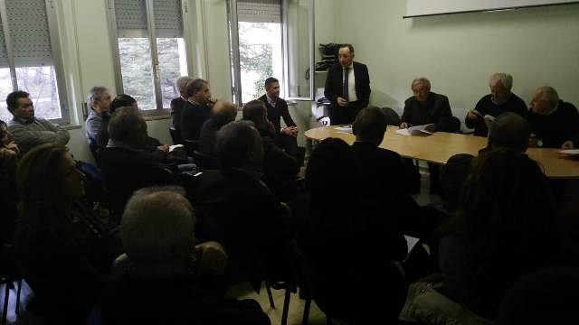 Aree interne, firmata la convenzione tra Asl Chieti e Comuni