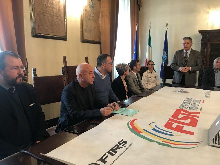 A Pescara i Campionati di pattinaggio indoor 2019