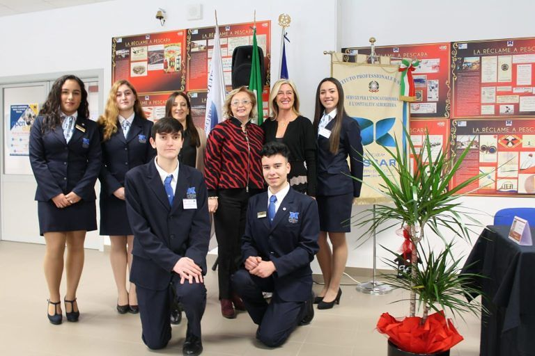 Pescara, 5 alunni dell'Alberghiero in visita ad Auschwitz