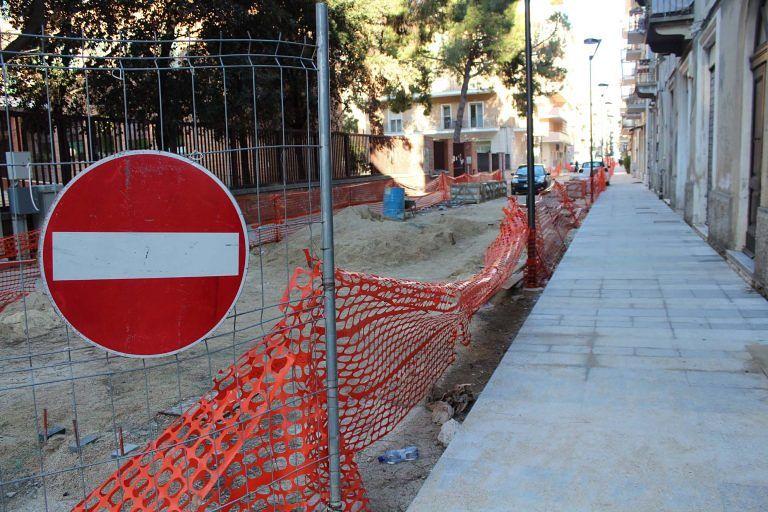 "Pescara, via Trieste: ""Cantiere senza una fine certa"""