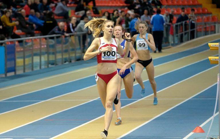 Campionati Italiani indoor Under 23 e 20: Gaia Sabbatini, Alessia Giuliante e Ludovica Montanaro