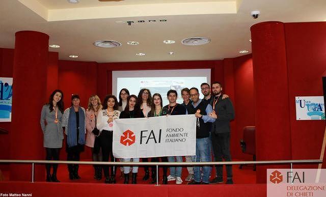 I giovani del Fai di Chieti organizzano il seminario 'Giotto, Napoli, l'Abruzzo'