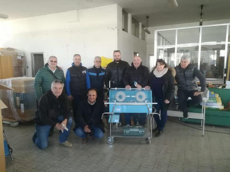 Giulianova, nuove donazione al Colibrì Onlus per il Senegal