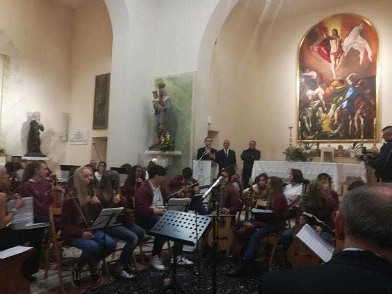 Civitella del Tronto, concerto per Ponzano: le riflessioni e i ringraziamenti del DS Carandini