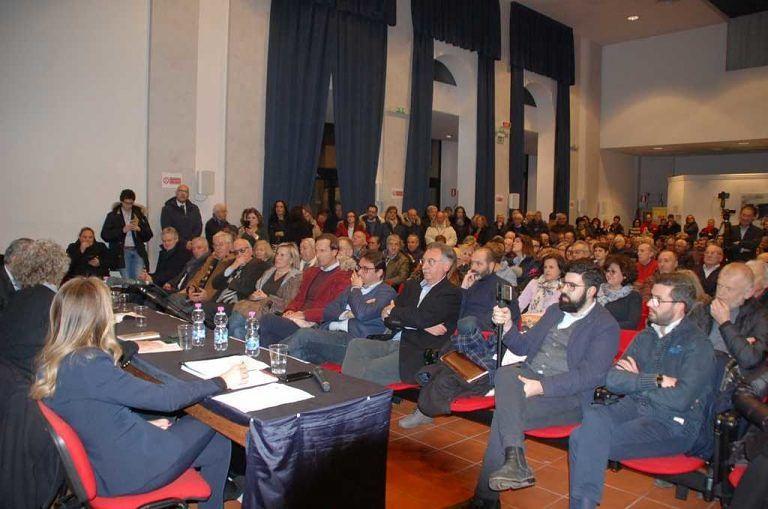 Giulianova, gli impegni di Marcozzi e Legnini per l'ospedale