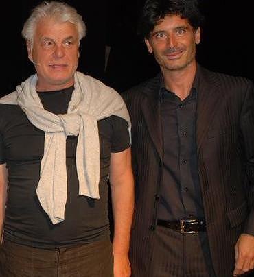 Michele Placido in 'Serata romantica' con Davide Cavuti al Teatro Finamore di Gessopalena