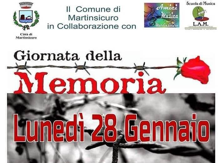 Martinsicuro, Giornata della Memoria: le iniziative