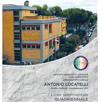 Istituto Aeronavale Antonio Locatelli, Grottammare (AP) | Prima infanzia, secondaria e Liceo