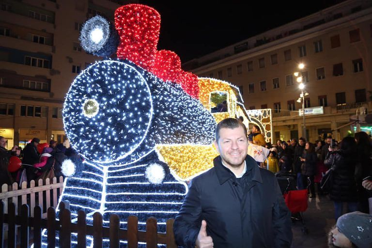 Pescara: ultima settimana per le Luci d'Artista