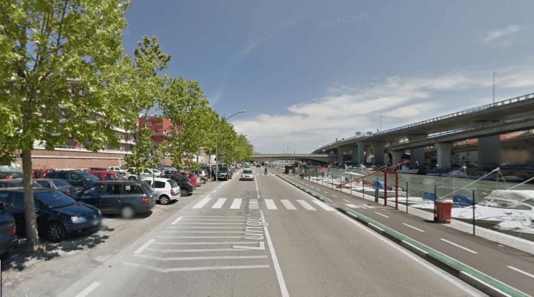 Pescara, piste ciclabili: partono i lavori sul lungofiume e Strada Parco