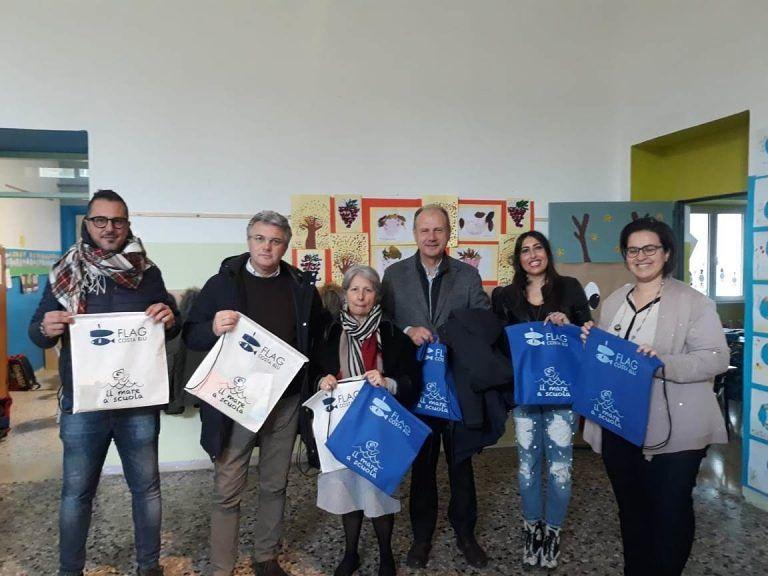 Il Mare a Scuola: partita la campagna educativa a Tortoreto e Martinsicuro FOTO