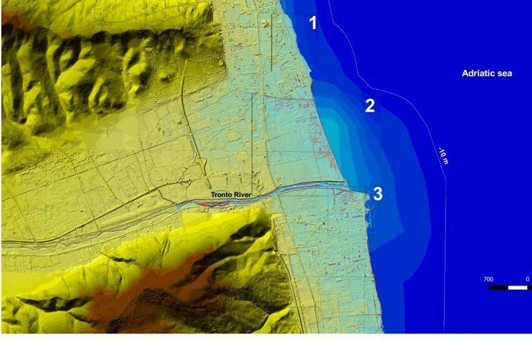 Innalzamento del mare, 40 coste a rischio in Italia. I punti critici in Abruzzo