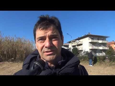 """Mareggiata nel teramano. Salvaguardata solo la costa dell'Amp Cerrano. Vallarola: """"Ecco perché"""" (NOSTRA INTERVISTA)"""