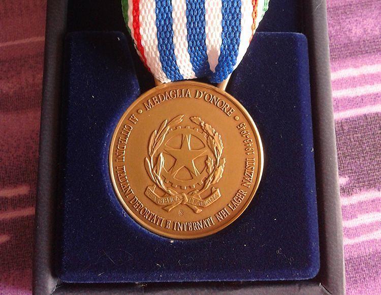 Pescara, 2 medaglie d'onore per le vittime della Guerra mondiale