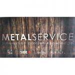 Metalservice continua attenzione alle esigenze delclientee tecnologie più avanzate