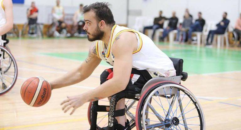 Basket in carrozzina, l'Amicacci vince la sfida play off contro Porto Torres