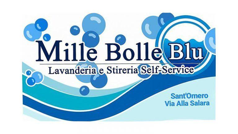 Scopri le comodità della Lavanderia e Stireria self service a gettoni MILLE BOLLE BLU a S.Omero! (TE)