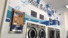 lavanderia self service MILLE BOLLE BLU S.Omero (TE) PROMOZIONE lavaggio di 2 PIUMONI MATRIMONIALI a € 8,50