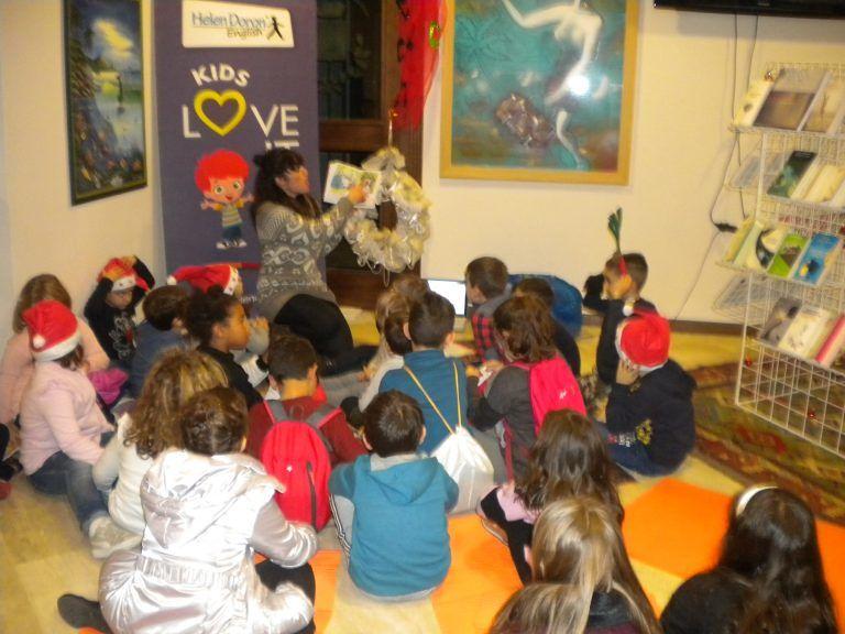 Alba Adriatica, successo di pubblico per gli eventi di Natale in biblioteca