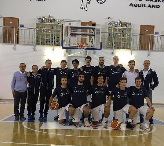 Chieti in trasferta al PalaAngeli contro il Nuovo Basket Aquilano