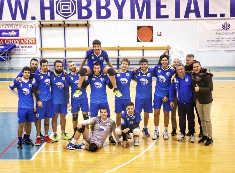 Pallavolo, l'Alba guadagna la finale di Coppa Abruzzo