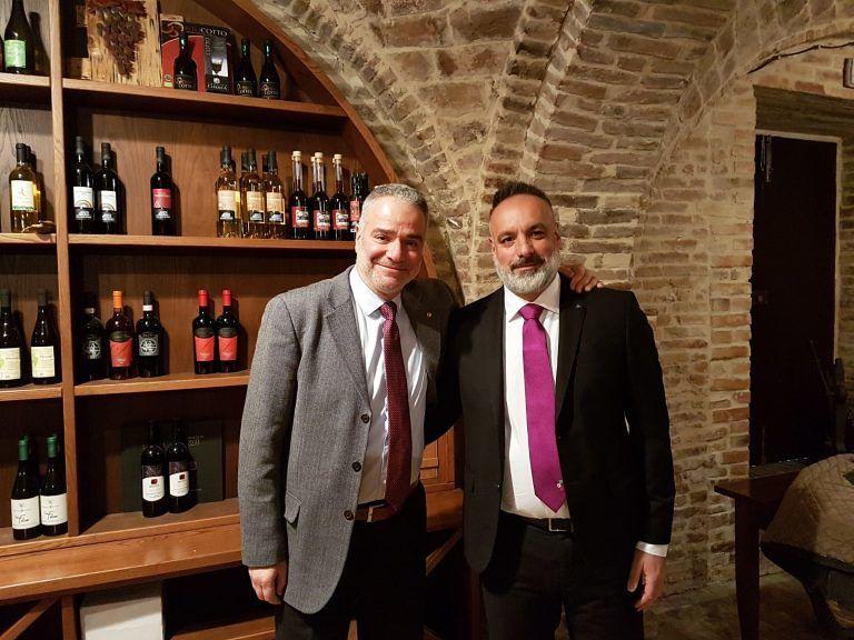 Vignaioli di professione: Controguerra ospita Francesco Paolo Valentini