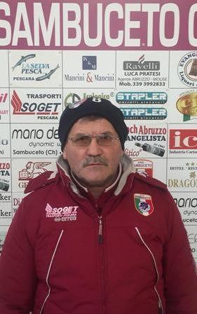 Sambuceto Calcio, intervista a mister Paolo Savini