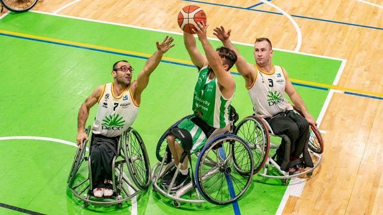 Basket in carrozzina, Champions League: l'Amicacci tra le migliori 8 d'Europa