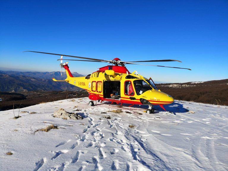 Incidenti in montagna: salvataggi a Prati di Tivo (bambino), Roccaraso e Ovindoli FOTO VIDEO