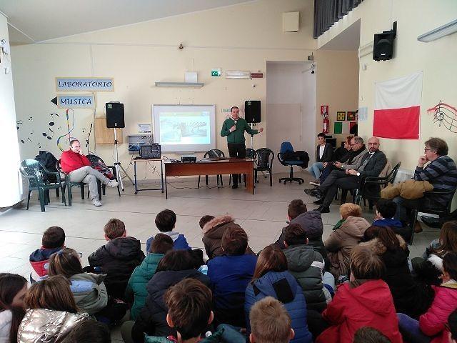 Fossacesia, presentato il progetto della nuova palestra nel Villaggio degli Studi