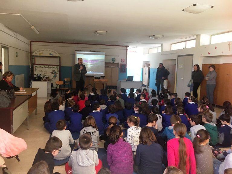 Il mare nelle scuole di Roseto e Giulianova